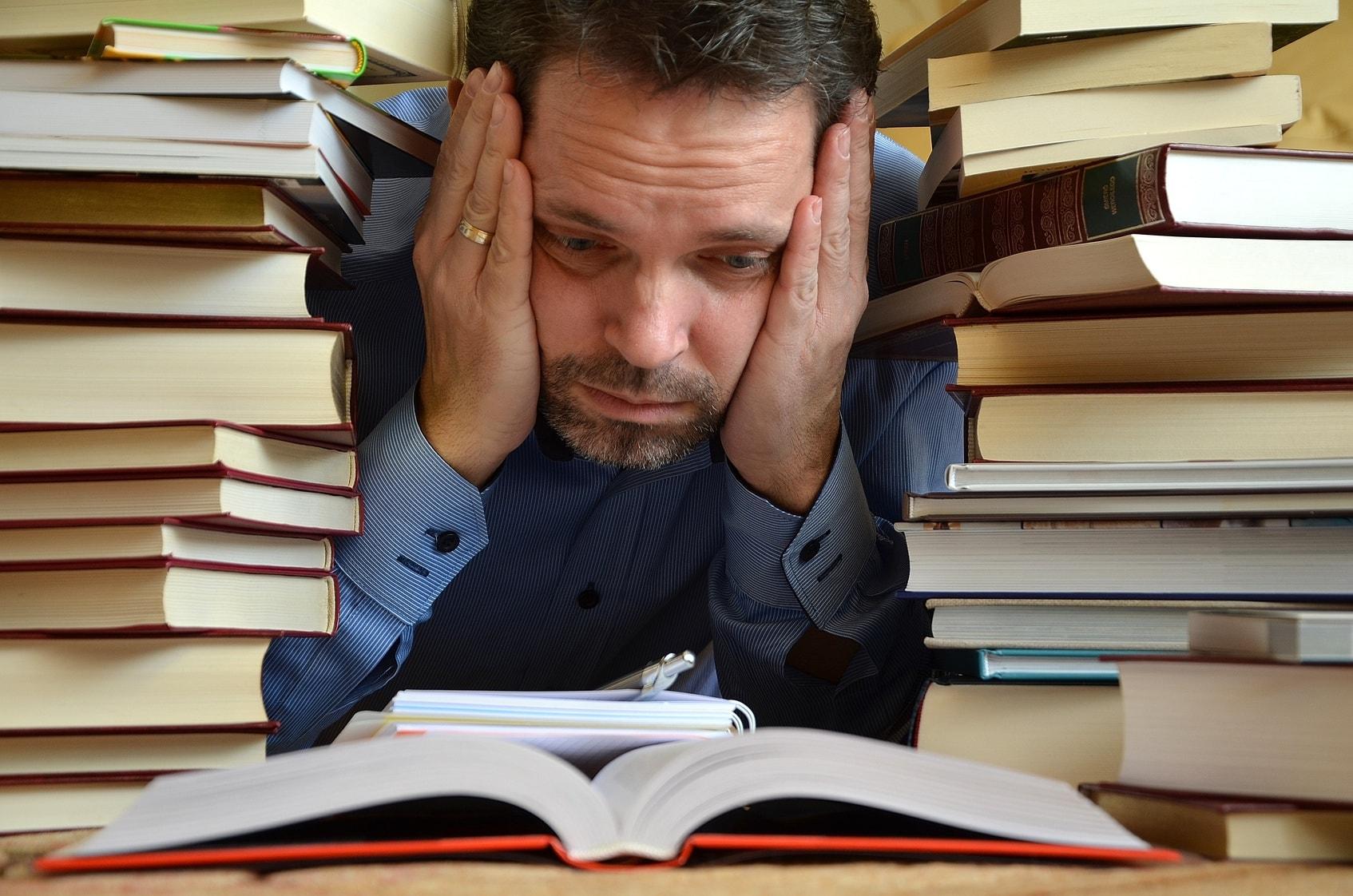 Dissertation schreiben vs Urlaub