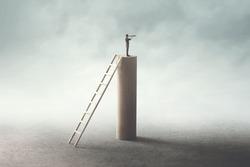 La soutenance de thèse : vous prenez de la hauteur