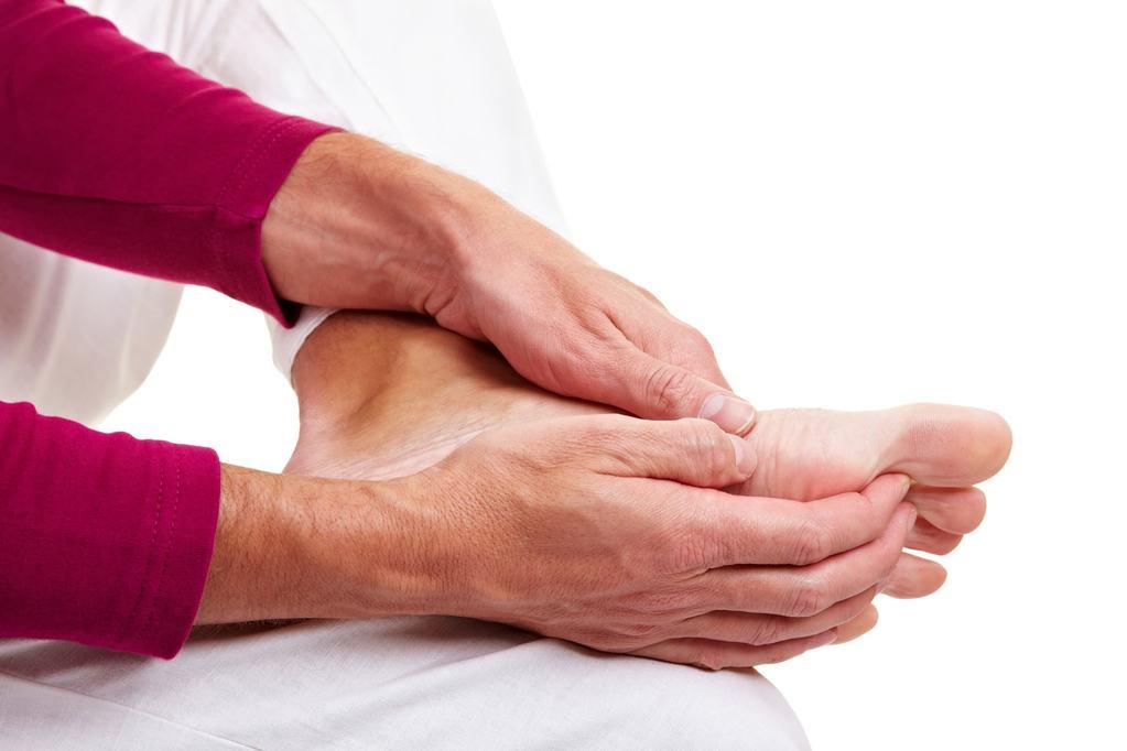 Que faites-vous quand vous avez mal aux pieds?